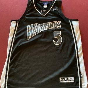 Warriors Baron Davis Swingman Jersey
